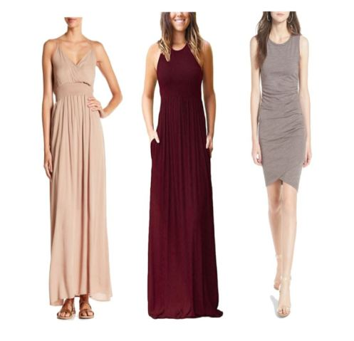 Maternity Friendly Dresses